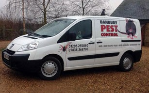 Call 07838 368700 or 01295 971793 for all your pest control needs.